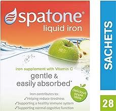 Spatone Iron Plus -Apple taste with vitamin C 28 sachets