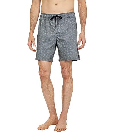 RVCA Barnes 17 Elastic Shorts