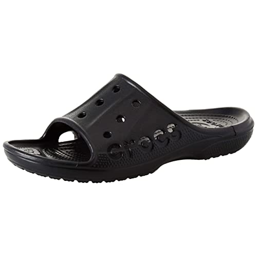 8466f52d5 Crocs Men's and Women's Baya Slide Sandal