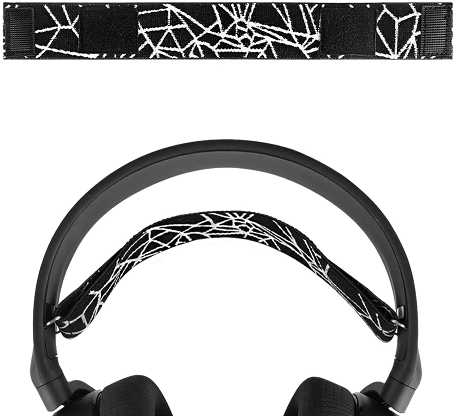 Geekria Flex Fabric Headband Pad Compatible Arc Portland Mall 5% OFF with SteelSeries
