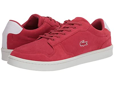 Lacoste Masters Cup 120 1 (Red/Off-White) Men