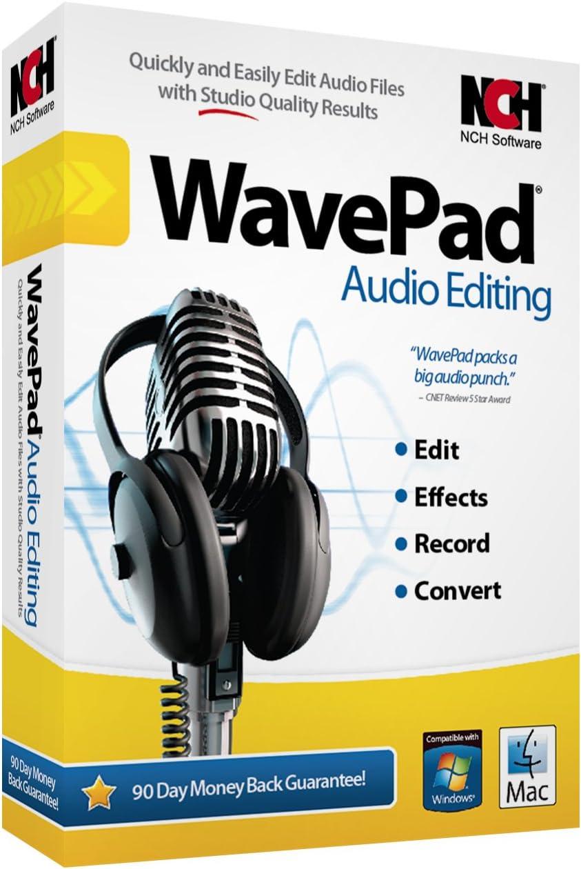WavePad 5 Cheap mail Max 65% OFF order sales PC
