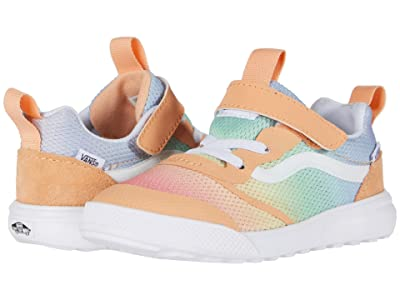 Vans Kids UltraRange Rapidweld (Infant/Toddler) ((Aura Shift) Multi/True White) Girl