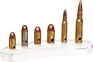 Science Source 6 Piece Forensic Bullet Caliber Comparison Set