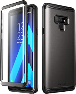 Samsung Galaxy Note 9 Case, SUPCASE [UB Neo Series] Full-Body Protective Dual Layer Armor Cover with Built-in Screen Protector for Samsung Galaxy Note 9 2018 (Black)