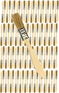 Pro Grade - Chip Paint Brushes - 96 Ea 1/2 Inch Chip Paint Brush