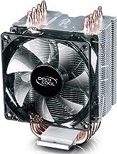 DEEPCOOL GAMMAXX C40 CPU Cooler,4 Heatpipes,92mm PWM Fan,Compact Heatsink Small Size for Intel/AMD CPUs (AM4 Compatible)
