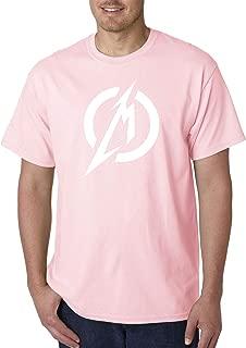 Trendy USA 1333 - Unisex T-Shirt Metallica M Logo Rock Band