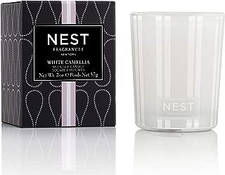NEST Fragrances Votive Candle- White Camellia , 2 oz