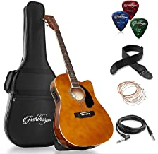 crafter all solid acoustic guitar