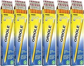 Oriole #2 Pre-Sharpened Pencils (72 Ct)
