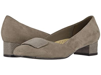 Trotters Delse (Dark Nude Micro) Women