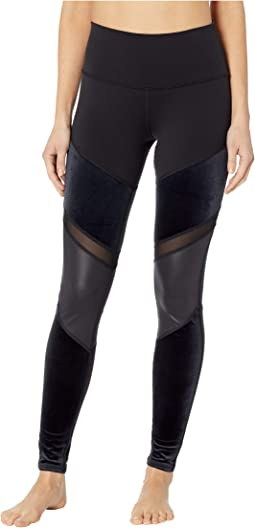 High-Waist Luxe Shelia Leggings
