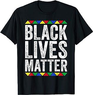 Black Lives Matter T-Shirt Black Pride Gift T-Shirt