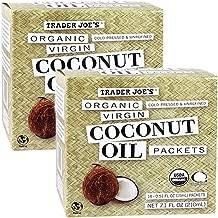 coconut oil sachet