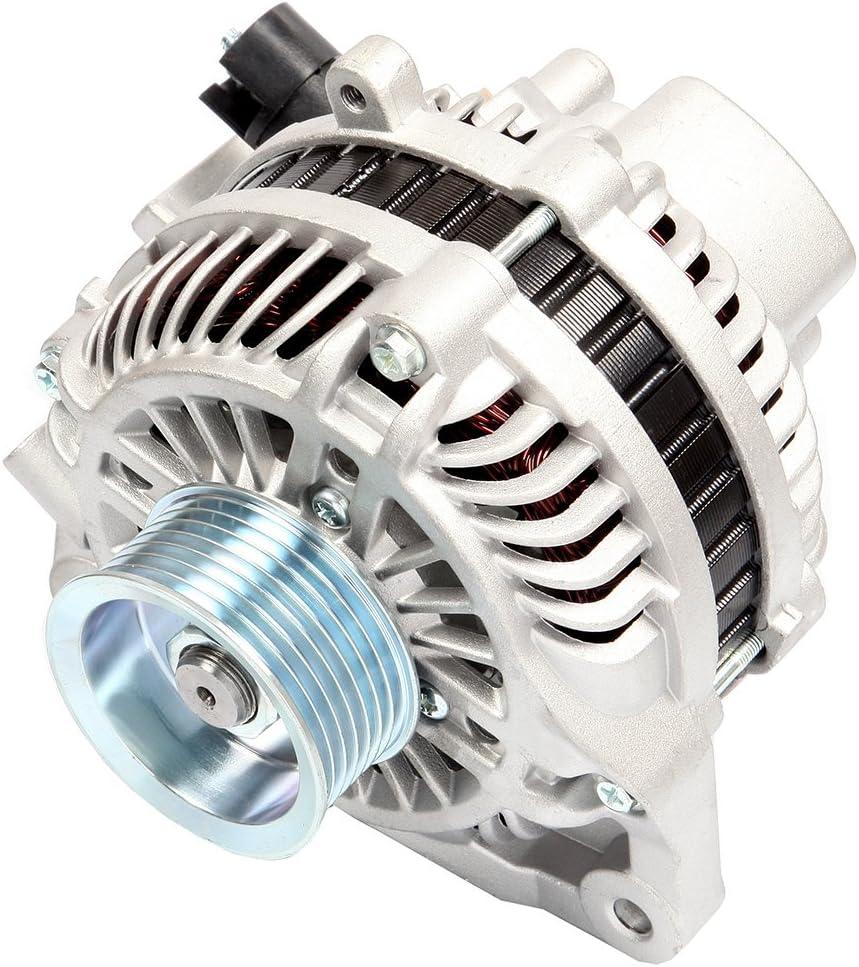 LUJUNTEC Alternator 80 Amp IR IF 2006-2011 Max 65% OFF for Honda Popular overseas C Fit 11176