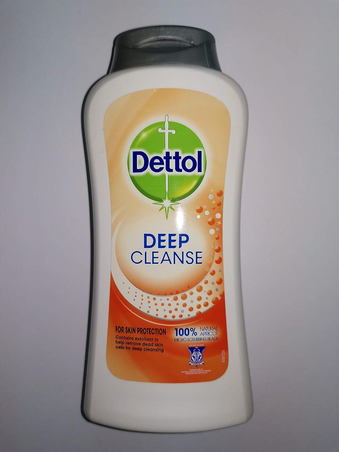 家族読書変形Dettol マイクロスクラブビーズで225ミリリットル、深いクリーンシャワーすることは、それらを100%より優れた皮膚保護を提供します。皮膚は不純物や細菌自由な呼吸させます