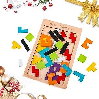 Best wood tetris blocks Reviews
