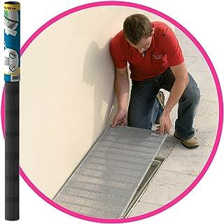 EASY LIFE Grille Protection de Lucarne en Aluminium 60 x 120 cm greenLINE pour Les puits de lumière - Grille pour lucarnes...