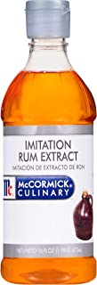 McCormick Culinary Imitation Rum Extract, 16 fl oz