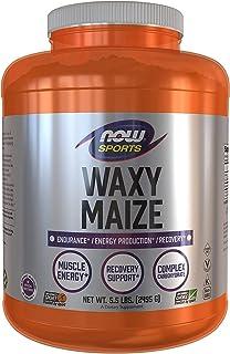 NOW Sports Waxy Maize Powder, 5.5-Pound