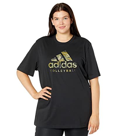 adidas Volleyball Camo T-Shirt