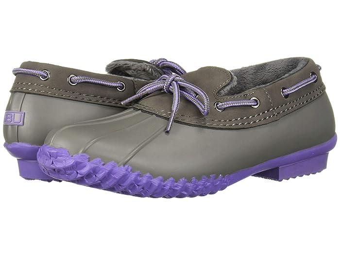 JBU  Gwen (Grey/Violet) Womens Slip on  Shoes