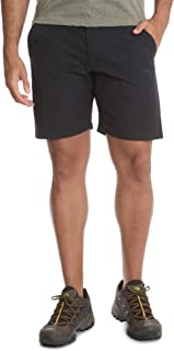 Black Outdoor Performance Relaxed Fit at Knee Flex Cargo...