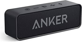 Anker SoundCore Bluetooth Speaker with Built-in Mic
