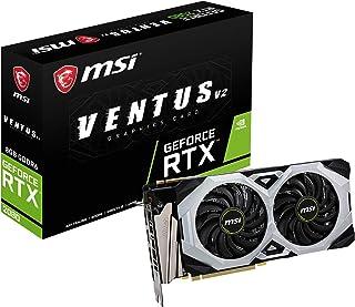 MSI GeForce RTX 2080 VENTUS 8G V2 グラフィックスボード VD6914