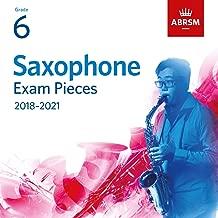 ABRSM Saxophone Exam Pieces 2018-2021, Grade 6