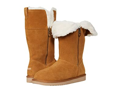 Koolaburra by UGG Aribel Tall (Chestnut) Women