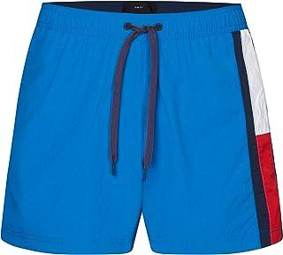Tommy Hilfiger Short Drawstring Swim Shorts X Large Intense Blue
