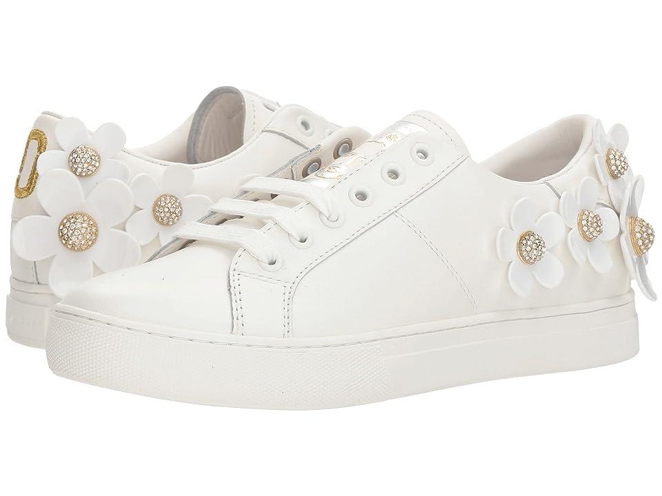 Marc Jacobs Daisy Sneaker (White) Women