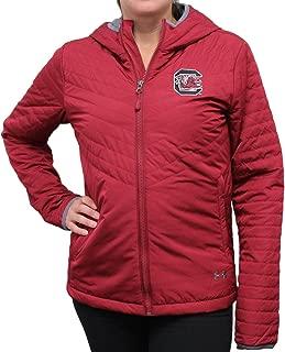 Under Armour South Carolina Gamecocks NCAA Puffer Women's F/Z Hooded Jacket