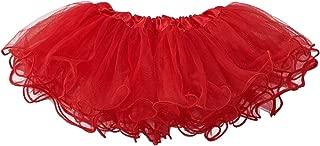 Baby Tutu Ruffled Scallop Edge Skirt 5-Layer (Newborn - 3mo.)