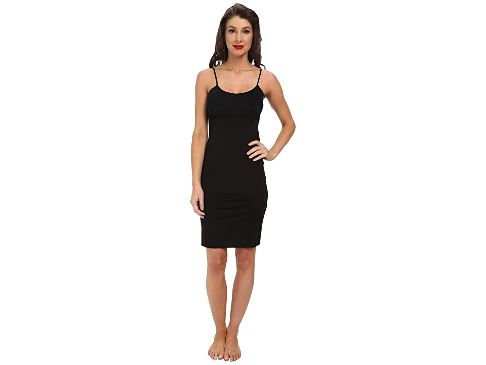 Unique Vintage Slip Dress (Black) Women
