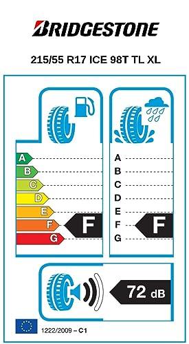 Bridgestone Blizzak Lm 80 Evo 235 60 R16 100h E C 72 Winterreifen Suv Auto