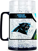 NFL Carolina Panthers 38oz Crystal Freezer Monster Mug