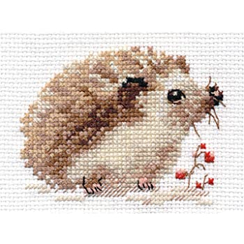 Counted Cross Stitch Kit ALISA RABBIT