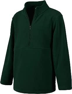 Kids' Unisex Half-Zip Polar Fleece Pullover
