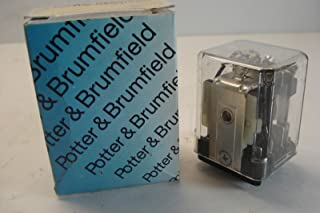 NEW POTTER & BRUMFIELD RELAY KUP-14A15-120V