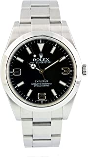 Rolex Explorer Automatic-self-Wind Male Watch 214270 (Certified Pre-Owned)