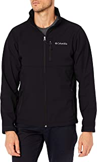 Men's Ascender Softshell Front-Zip Jacket Coat