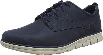 Timberland Bradstreet Plain Toe Sensorflex, Zapatos de Cordones Oxford para Hombre