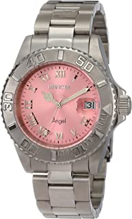 (Renewed) Invicta  Analog Pink Dial Womens Watch - 14360