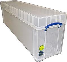 Naprawdę przydatne pudełko do przechowywania 77 litrów przezroczyste