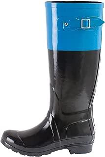 Oakiwear OAKI Women's Noxon Rubber Rain Boots, | Ankle Boot Wellies