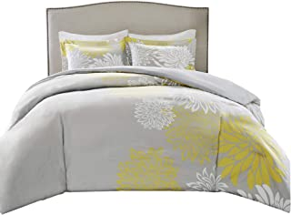 Best yellow and grey bedding Reviews