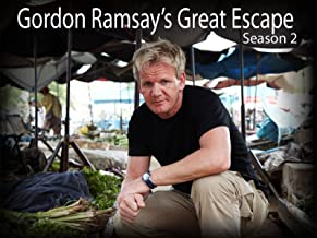 Gordon Ramsay's Great Escape, Season 2